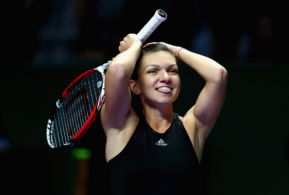 BNP Paribas WTA Finals: Singapore 2014 - Day Three